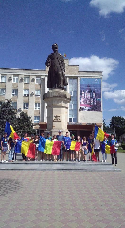 Bustul lui Vasile Lupu