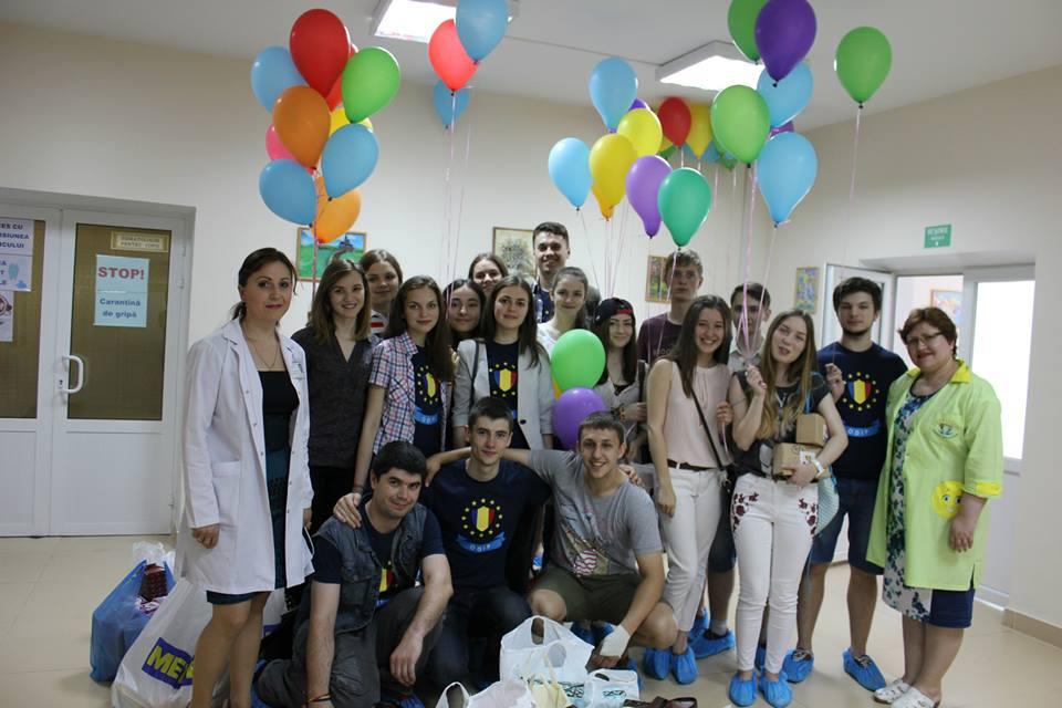 Strigăt de ajutor la Spitalul Oncologic din Chișinău! ODIP se alătură campaniei de strângere de fonduri pentru a ajuta copiii bolnavi de cancer