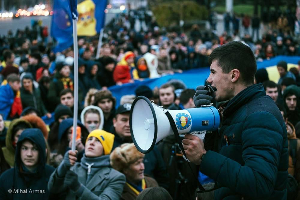 CITAT în judecată pentru protestele din 14 noiembrie. Vezi când va avea loc judecata