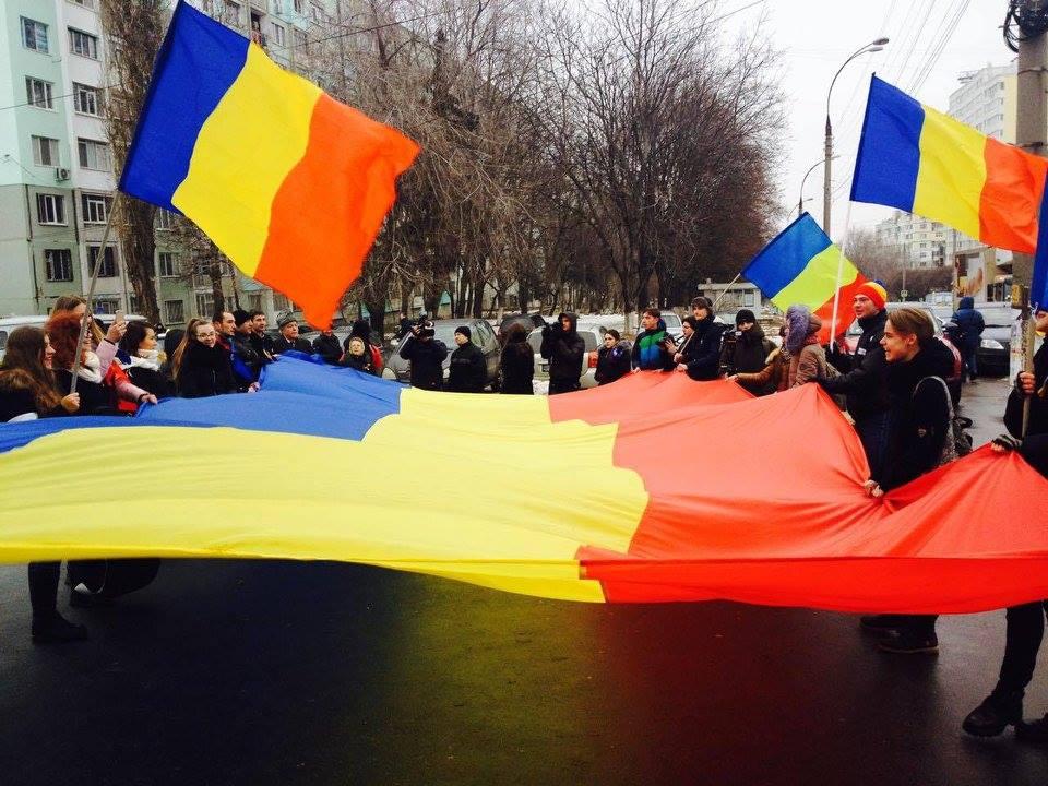 """Asociația """"UNIREA – ODIP"""" lansează concursul """"99 de ani de la Unirea Basarabiei cu România""""."""