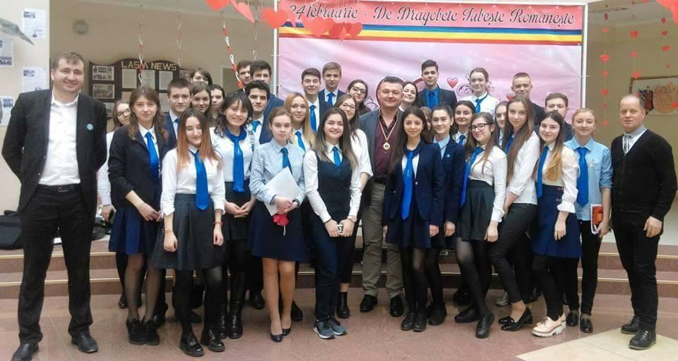 (FOTO) De Dragobete Iubeşte Româneşte! Cum au marcat tinerii de la ODIP sărbătoarea de Dragobete