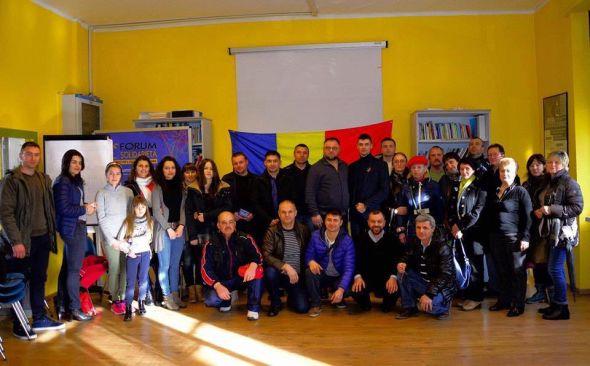 (FOTO) Diaspora unionistă din Italia s-a întâlnit în acest weekend. Vezi ce s-a discutat