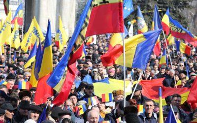 START colectării a 1 MILION de semnături pentru Unirea cu România!