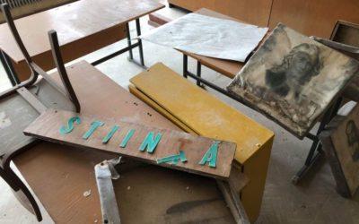 (VIDEO) BREAKING NEWS! Situația școlii românești din satul Aluatu, r. Taraclia, discutată la Parlament!