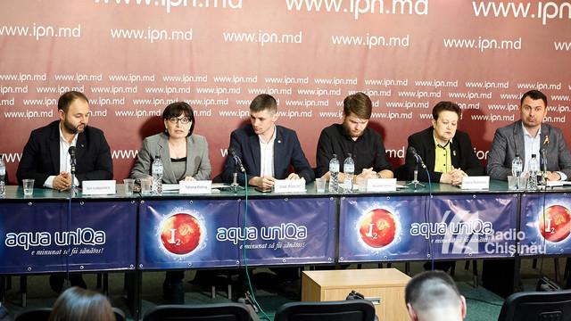 """Mai multe entități unioniste și-au unificat forțele și au anunțat formarea blocului """"UNIREA"""