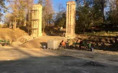 Lucrările de renovare a Cimitirului Eroilor din capitală au fost stopate. Vlad Bilețchi a dezvăluit cine a sabotat lucrările