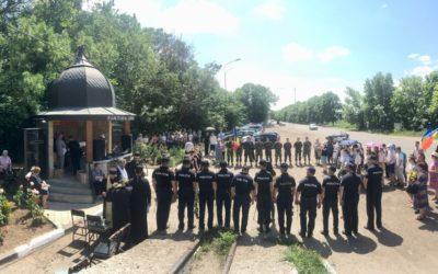 27 de ani de la luptele de la Tighina. Unioniștii au participat la un eveniment de comemorare