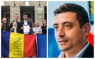 Unioniștii vor merge Judecătoria Chișinău pentru a cere magistraților să nu tergiverseze dosarul interdicției lui George Simion