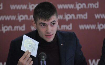 DOC// Liderul unionist, Vlad Bilețchi, a depus plângere pe acțiunile ilegale ale socialiștilor