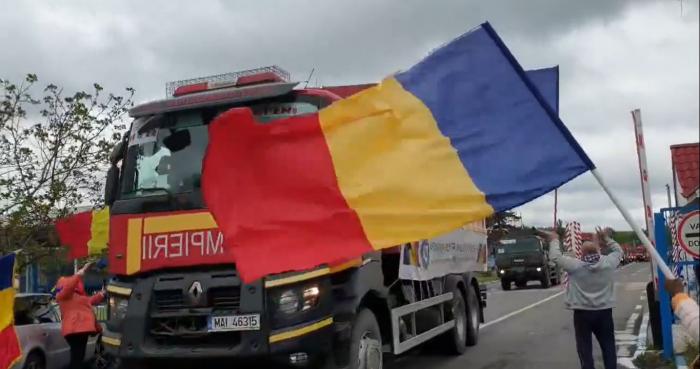 DOC// 80 de persoane, inclusiv deputați, riscă să fie sancționați pentru că au întâmpinat cele 20 de camioane cu ajutoare românești. Vlad Bilețchi a făcut public un document din cadrul dosarului