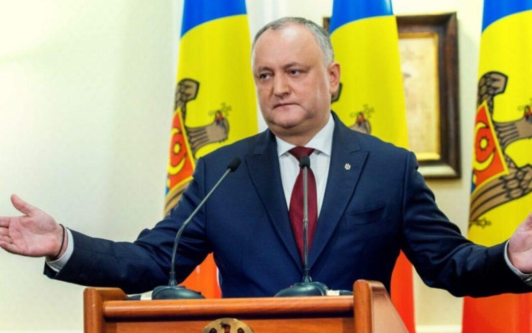 """Vlad Bileţchi: """"Dodon a primit bani de la Soros. Aşteptăm demisia şi reacţia oficială"""""""